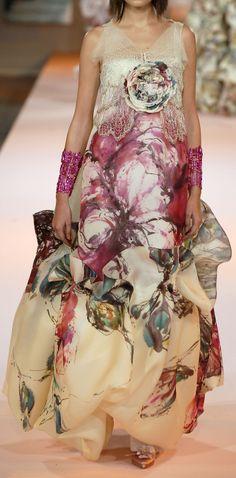 Christian Lacroix Haute Couture Spring 2007