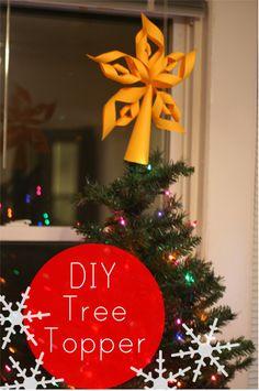 Michigan Made: DIY Star Tree Topper