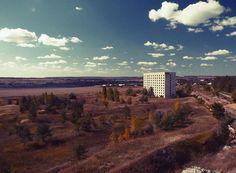 Атомные Борки: город-призрак под Харьковом