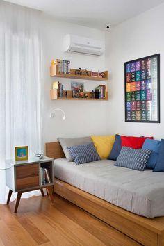 Home Room Design, Home Office Design, Home Interior Design, Tiny Bedroom Design, Small Room Bedroom, Home Bedroom, Bedroom Decor, Home Decor Furniture, Furniture Design