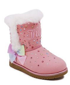 Easy to put On Details about  /  Norty Pink Butterfly //Rainboot //Girls Waterproof Durable