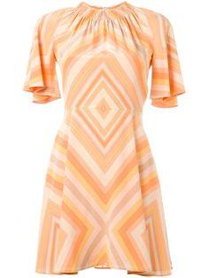 """Comprar Valentino vestido """"1975 Navajo"""" en Browns from the world's best independent boutiques at farfetch.com. Descubre 400 boutiques en 1 sola dirección."""