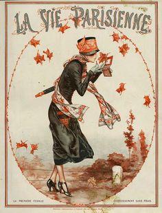 VINTAGE BLOG: La Vie Parisienne 1924