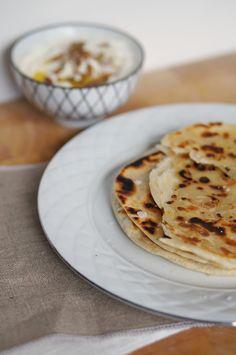 lumo lifestyle: Kauli ja rullaa; lehteilevä leipä / Bon Appetit's flaky bread