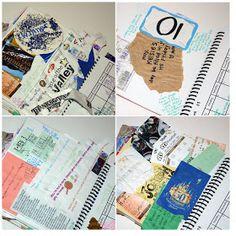 Pebbles In My Pocket Blog: 6x6 Calendar Journal