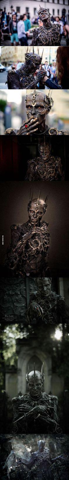 Zombie King by Josef Rarach