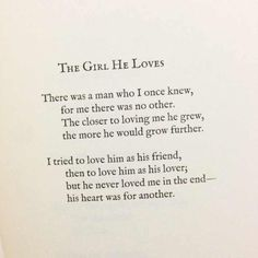 ~Lang Leav #unrequited #crushed