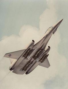 Проект легкого истребителя-бомбардировщика McDonnell-Douglas Model 265-1. США