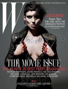 W: Rooney Mara