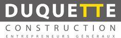 Logo Duquette Construction