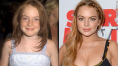 """Lindsay Lohan showed acting prowess at 12 when she played a set of identical twins in the 1998 remake of """"The Parent Trap."""" Lohan went on to..."""