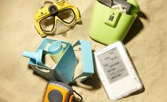 Sure, you've packed a towel, but did you remember your snorkel camera? We didn't think so. Here's your go-to guide to 10 shore things you never knew you needed. (From: 10 Beach Products You Never Knew You Needed)