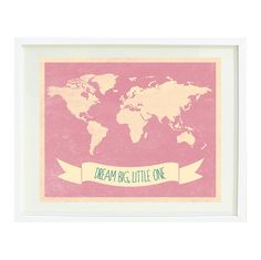 Hey, I found this really awesome Etsy listing at http://www.etsy.com/listing/154931235/dream-big-little-one-quote-art-print