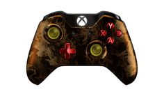 XboxOneController-OrangeFire | Flickr - Photo Sharing! #Xbone #moddedcontrollers #Customcontrollers #Xbox1 #customXboxonecontroller #moddedXboxonecontroller #xboxone
