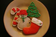 [Bake It So] Christmas cookies Christmas Deserts, Christmas Baking, Christmas Cookies, Merry Christmas, Christmas Ornaments, Cupcakes, Holiday Decor, Desserts, Food
