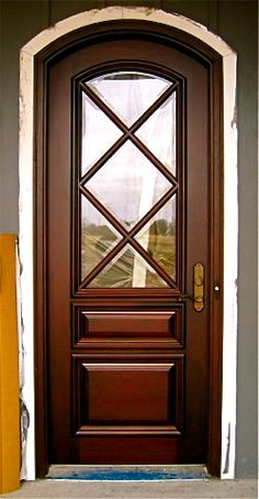 Single Diamond Light Clark Hall Doors Offers Elegant Hardwood And Wrought Iron Entries Interior