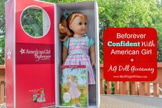Win Maryellen Larkin, the newest doll in the American Girl Beforever collection!