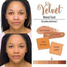 Velvet Foundations