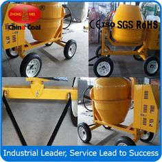 19.4 wheels portable mortar mixer Chinacoal07 4 wheels portable mortar mixer,mini concrete mixer, small concrete mixer,tilting drum concrete mixer,mobile concrete mixer,