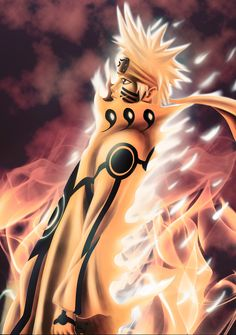 Naruto Uzumaki   @AnimeVsCartoons