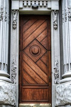 Door on the House of Chimeras, Kiev