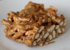 Werther's Caramel Marshmallow Pretzel Treat