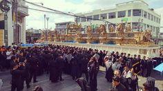 Cristo Yacente Nuestra Señora de Los Remedios El Calvario  #ViernesSanto #LaSemanaSantaDelCucurucho #CnG