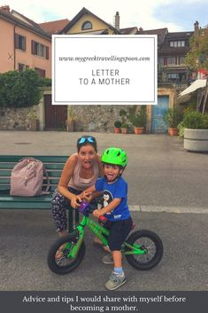Letter to a mother