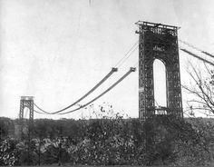 Fort Lee, Washington Heights, Hudson River, George Washington Bridge, Brooklyn Bridge, New Jersey, New York City, Gw, Travel