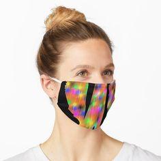 """Stars in the Sky"" Mask by Pultzar Star Sky, Mask Design, Face Masks, Snug Fit, Chiffon Tops, Facial Masks, Facials, Masks"