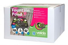 Fountain Pond Box 75 cm.