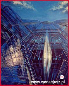 Pintura - arquitectura. ESCUELA DE DIBUJO Y PINTURA wenecjusz.pl Technical University, Learn To Draw, Louvre, Fair Grounds, Fine Art, Drawings, Places, Painting, School