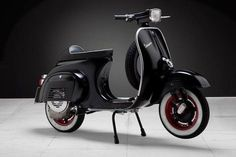 Vespa Primavera Hot Rod – the scooter rider Vespa Piaggio, Lambretta Scooter, Vespa Scooters, Vespa 50 Special, Vespa Primavera, Vespa Vintage, Vespa Retro, Vespa 150, Vespa Sprint