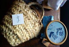 Angiolina home handmade: se il ricamo diventa contemporaneo