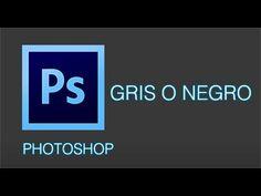 (539) Porque todo lo que pongo en Photoshop sale gris - YouTube