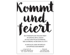 hochzeitseinladungen, modern, cool, hipster - New Ideas Invitation Design, Invitation Cards, Invite, Mountain Wedding Invitations, Place Quotes, Babe, Post Quotes, Matching Cards, Something Old
