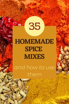 Homemade Spice Blends, Homemade Spices, Homemade Seasonings, Spice Mixes, Whole Food Recipes, Dog Food Recipes, Chicken Recipes, Tandoori Masala, Seasoning Mixes