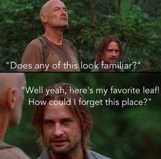 Sawyer and Locke