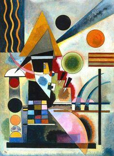 Wassily Kandinsky – Swinging, 1925