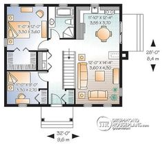 1st level 2 bedroom bungalow with convivial floor plan and large walk-in closet - Kittiwake