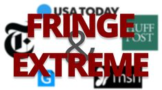 The fringe and extreme is the only place a Catholic can be!