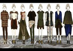 Fall/Winter 2015 Collecton on Behance