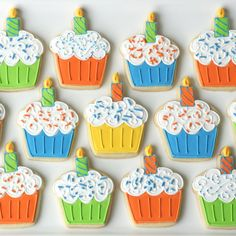 Glorious Treats » 1st Birthday Cookies For A Special Boy