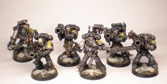 3++ is the new black. | Kirb your enthusiasm!: Space Wolves Codex Review: Part 9 - Heavy Support