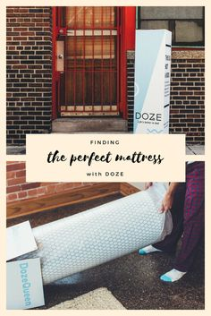 Making a move? Finding a mattress online is a great option for saving time, money, and unnecessary stress!