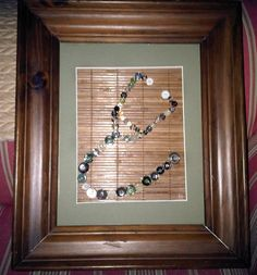 Framed Button Stethoscope
