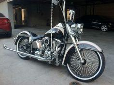 DNA Harley Wheels | ... DNA, Custom Metz WW, Shotgun Shock, Carlini highroller risers, SERT