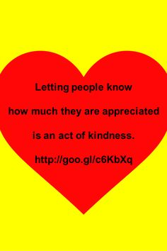 Letting people know how much they are appreciated is an act of kindness. Message me so we can talk about how coaching could help you. #coachingviaskype #coachingonline #coachingwithwords #kickingwithcompassion #liveyourpotential #whywait H Words, Appreciation, Coaching, Messages, Let It Be, People, Training, Text Posts, Folk