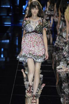 SPRING 2008 READY-TO-WEAR D&G