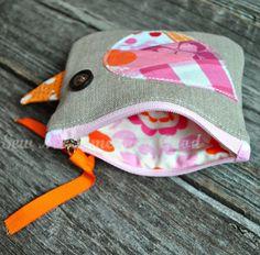 Sew Me Something Good: Kotori Bird